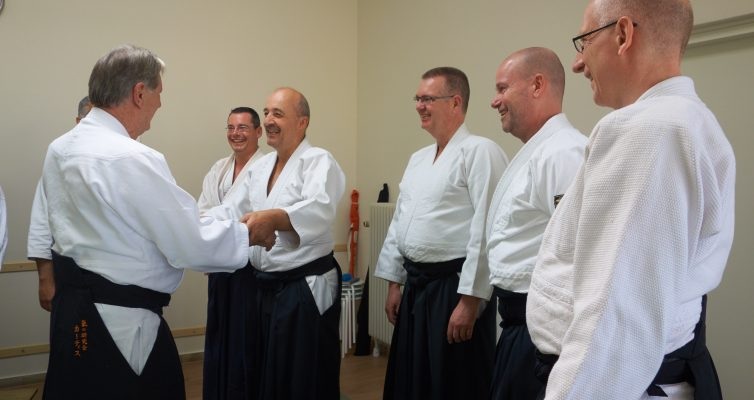 Aikido is fun……